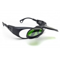PlasmaSAFE Shade 8 Flip-Up Glasses